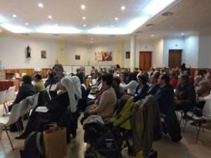 Gran participación en la II Jornada de Parroquia, Familia y Escuela