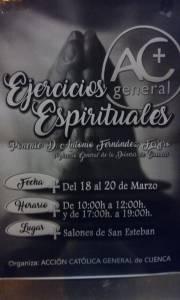 Ejercicios espirituales de Acción Católica General