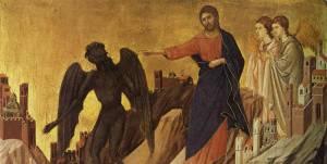 El Pan de la Palabra. I Domingo de Cuaresma