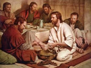 El Pan de la Palabra. Jueves Santo