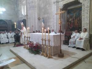 Homilía del Obispo de Cuenca en la fiesta de San Juan de Ávila