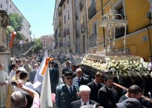 Día del Corpus Christi en Cuenca. Crónica y homilía del Obispo de la Diócesis