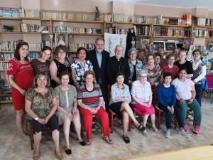 Encuentro del obispo con la Asociación de Mujeres para un Desarrollo Integral
