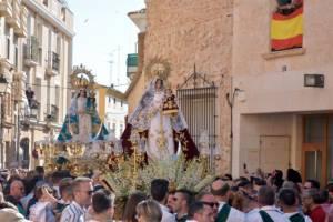 L Aniversario de la Coronación de Nuestra Señora de Rus de San Clemente. Crónica y homilía del obispo de Cuenca.