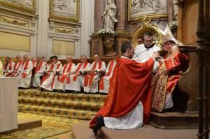 Homilía del Obispo de Cuenca en las Órdenes Sagradas