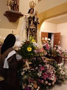 La Diócesis de Cuenca cuenta con 34 Carmelitas Descalzas en Nohales, San Clemente y Villanueva de la Jara