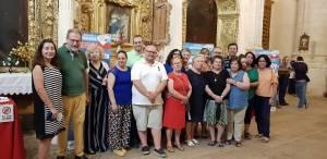 """La exposición de Cáritas 'Objetivo Planeta 2010"""" sensibiliza en Belmonte sobre el cambio climático, la pobreza y los objetivos de desarrollo sostenible"""