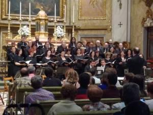 El coro de nuestra Catedral lleva el nombre de Cuenca a Frankfurt