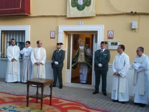 37 Hermandades se unen al Aniversario de la llegada de Ntra. Sra. de los Portentos a Villalba del Rey
