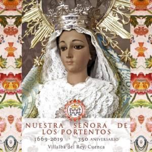 Villalba del Rey vive intensamente su Año Jubilar Mariano en honor a su Patrona Ntra. Sra. de los Portentos