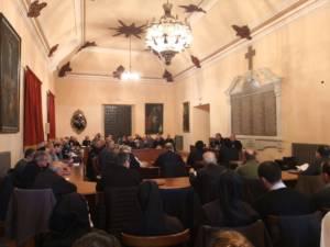 Segunda sesión de la Formación Permanente del Clero sobre el Plan Pastoral 2019-2022
