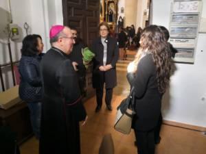 Visita Pastoral del Obispo de Cuenca a Villarrubio y Saelices