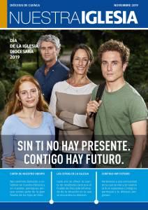 Día de la Iglesia diocesana 2019: «Sin tí no hay presente. Contigo hay futuro»